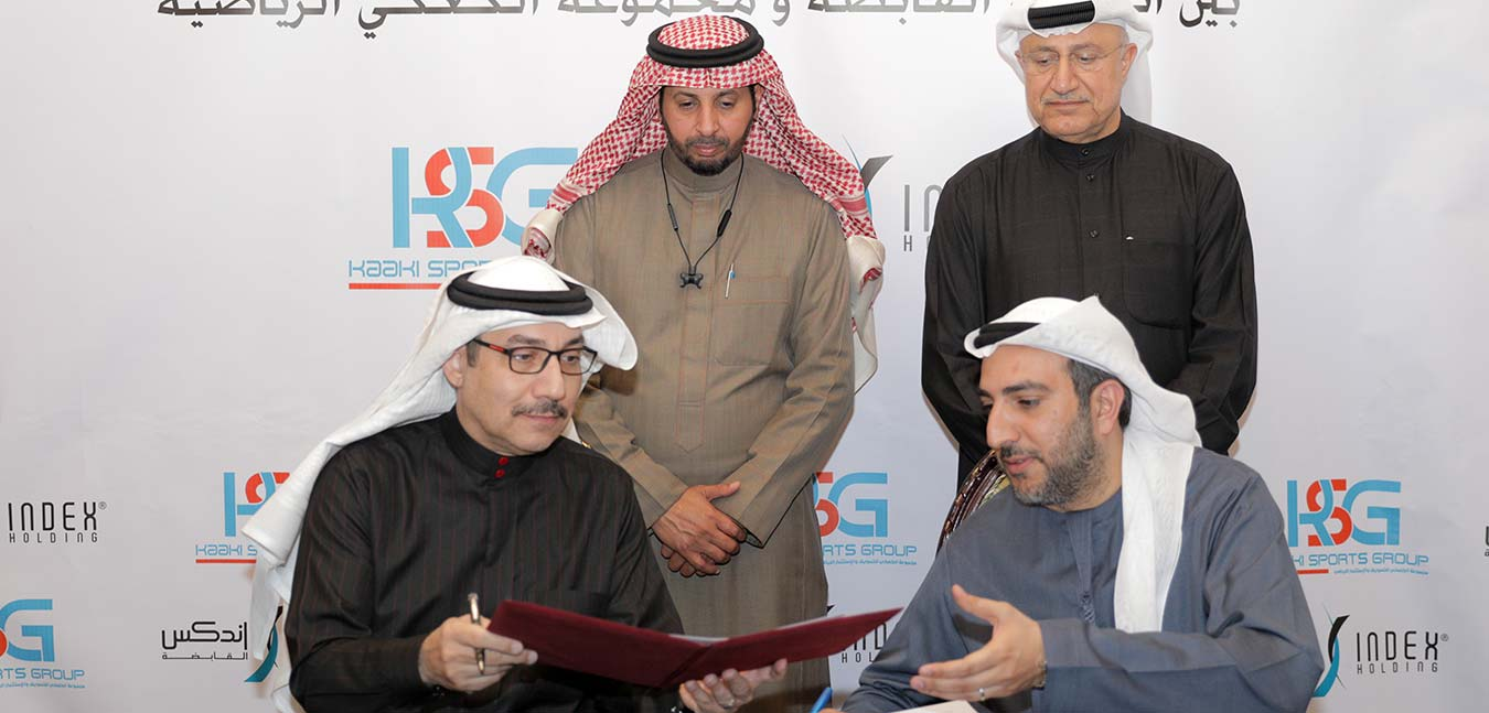 KAAKI and INDEX Sign MOU to Boost E-sports in the Middle East